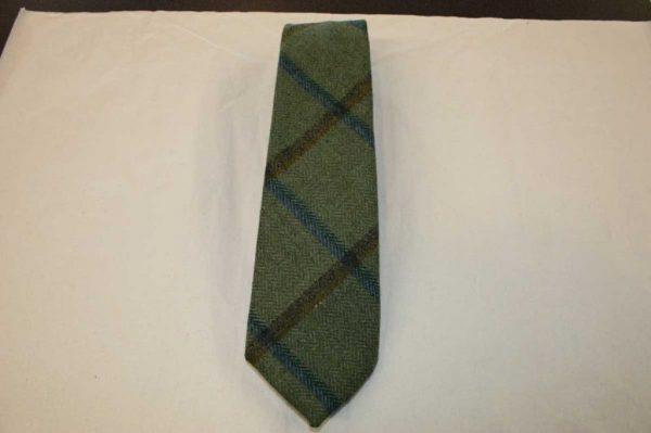 Scottish 100% Wool Woven Tweed Tie (Golspie)