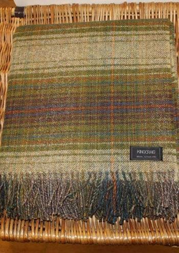 Kingcraig Fabrics Throws 2