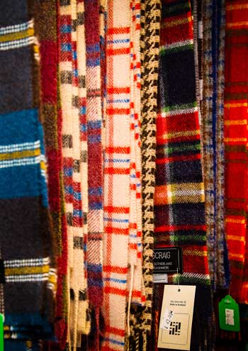 Kingcraig Fabrics Scarves 2