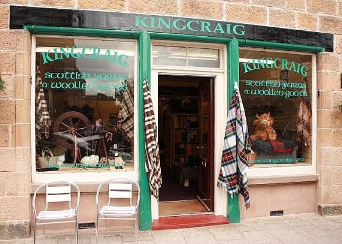 Kingcraig Fabrics Dornoch