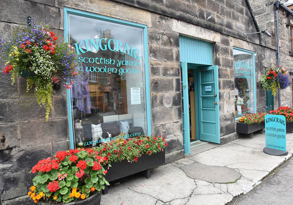 Kingcraig Fabrics Shop