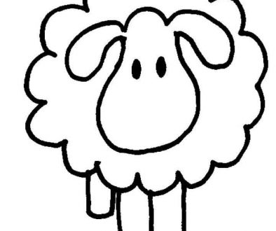 Kingcraig Fabrics - Sheep Cartoon