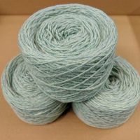 Shamrock Shake (Pistachio green marl) DK weight yarn 100 gram ball