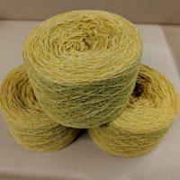 Nugget (Pale Yellow) 4Ply weight yarn 100 gram ball