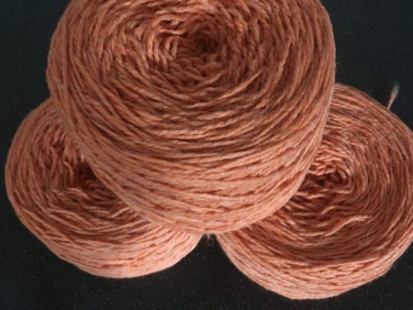 Mandarin Merino Cashmere DK weight yarn 100 gram ball