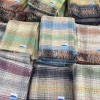 Wool Blankets/Throws