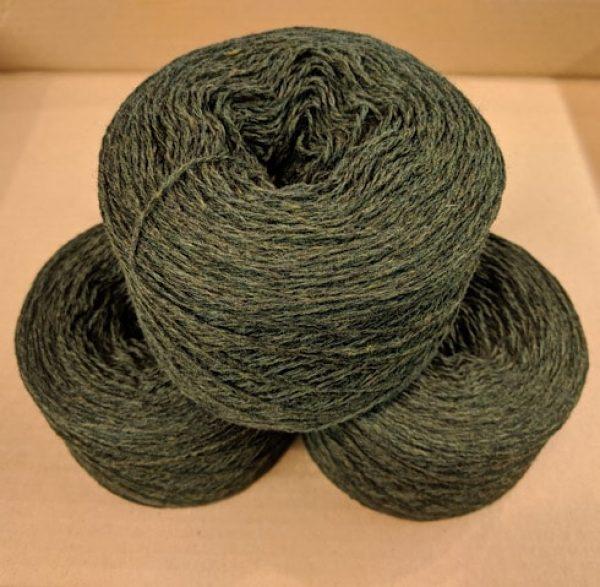 Loden (Forest Green) 4Ply weight yarn 100 gram ball