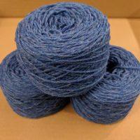 Fresh Surf (Mid Blue Marl) Aran weight yarn 100 gram ball