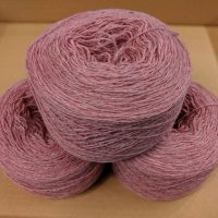 Heather Orchid (Pale pink) 4Ply weight yarn 100 gram ball