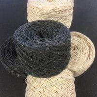 Aran weight 50% Cashmere 50% Cotton