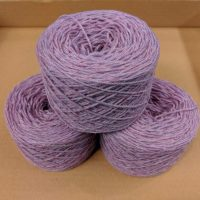 Heather Rose (Pink/Lilac Marl)  DK weight yarn 100 gram ball