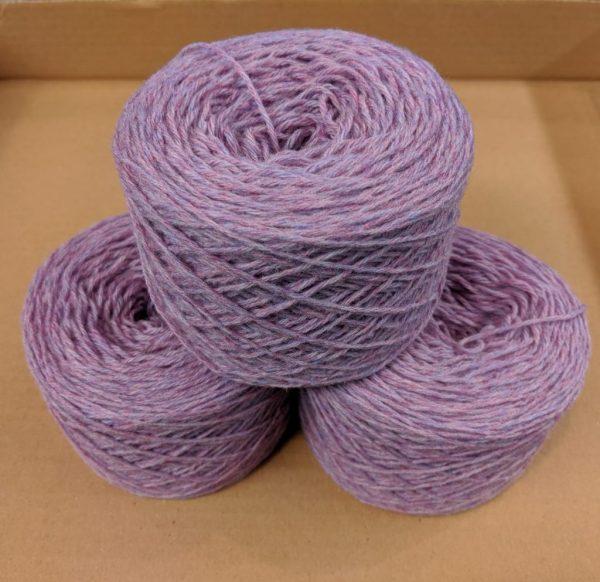 Heather Rose (Pink/Lilac Marl)  DK weight yarn 100 gram ball