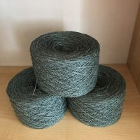 Graphite Green 4Ply weight yarn 100 gram ball