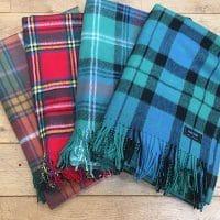 Tartan Blanket/Throw/Rug