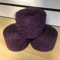 Heather 4 Ply weight yarn 100 gram ball