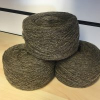 Oyster 4 Ply weight yarn 100 gram ball
