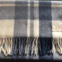 Lambswool-Angora scarves