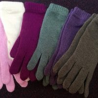 Natural Fibre Gloves