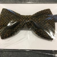 Hand Made Bow Tie - Pattern 1