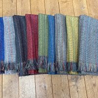 All Wool Bothy Throws